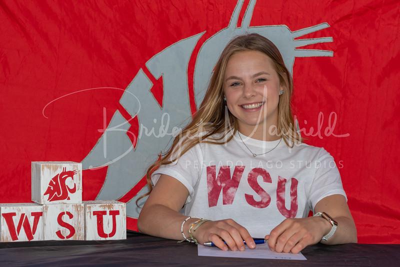 Sophia Van Wormer Signing (17)