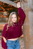 Sophia Van Wormer Fall Senior Photos-35