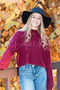 Sophia Van Wormer Fall Senior Photos-65