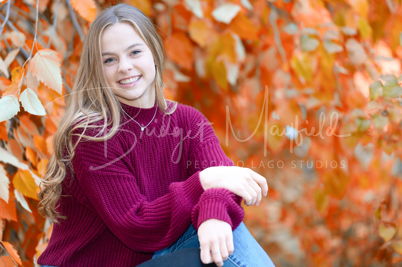 Sophia Van Wormer Fall Senior Photos-40