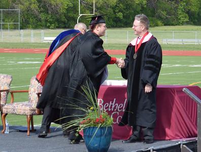 Taylor's Bethel graduation 2014