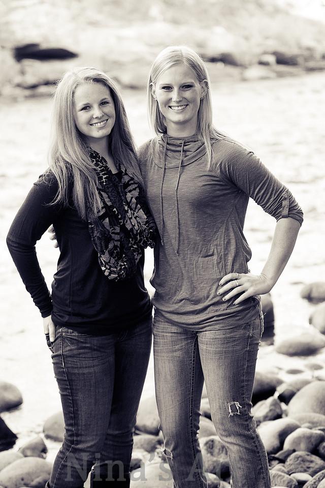 sisters (2)bw