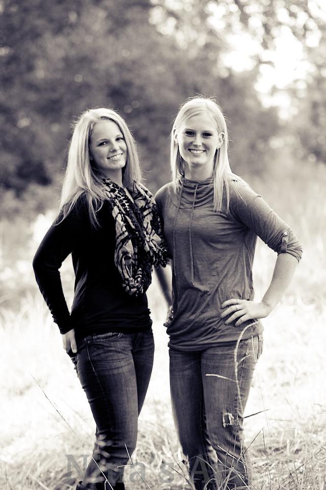 sisters (3)bw