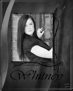 Whitney T13 bw blue eyes