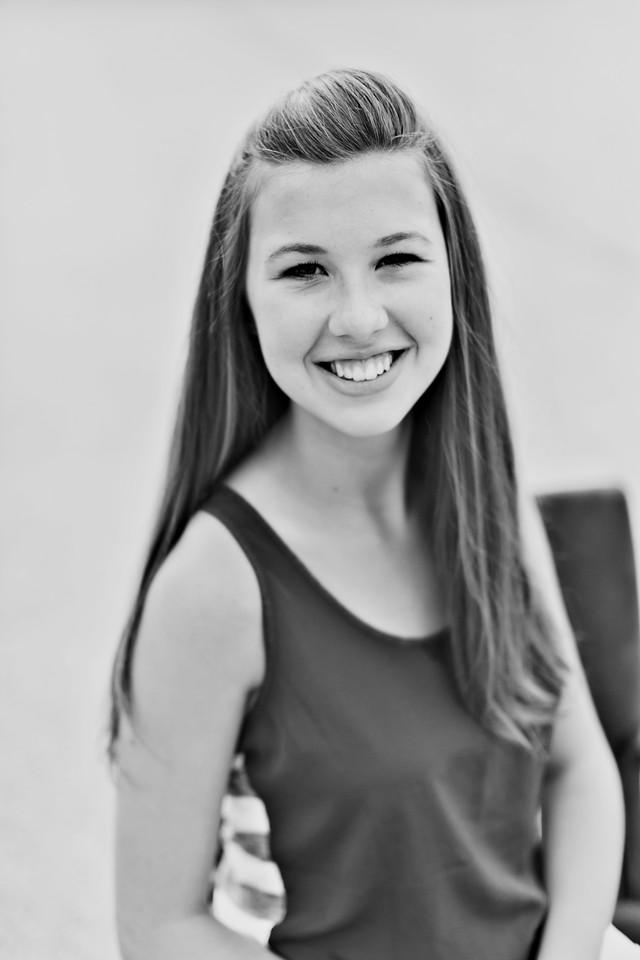 cheyenne 8th grade-13-bw-art
