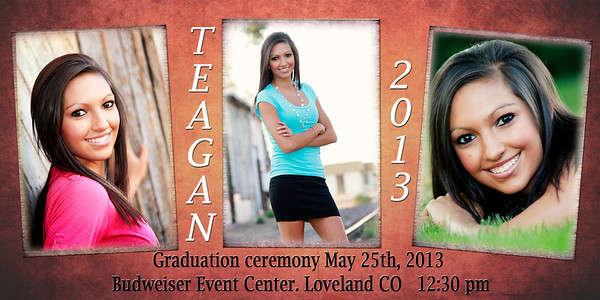Teagan Announcement