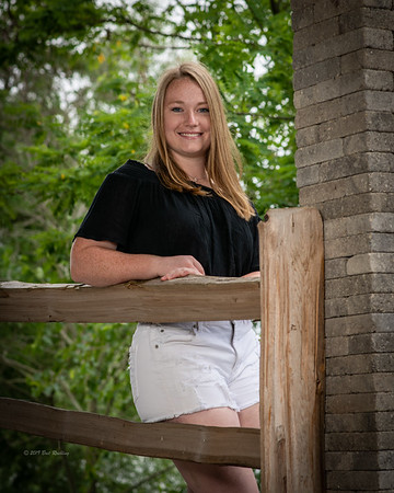 Jailyn Carr Memorial Hight school Senior
