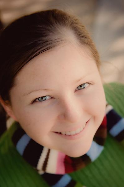 Kimberly Davis ~ Senior 2011