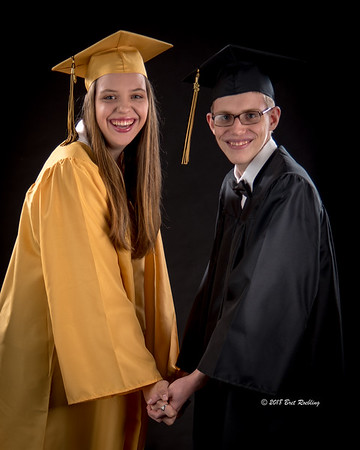Max and McKenna's Senior