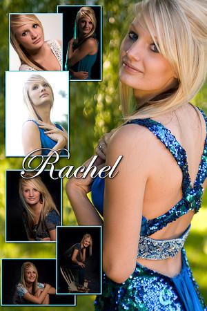Rachel, Collage