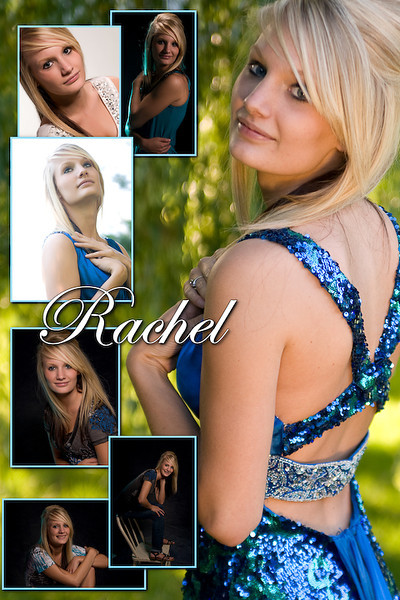 Senior Picture, Rachel