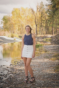 Sierra Senior Session