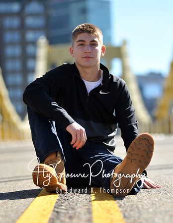 Senior Portrait Tyler