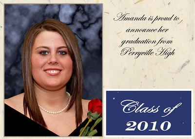 class of 2010 blue