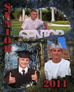 2011 Senior Grunge