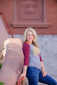 2015-03-29 Alli - Studio 616 Photography - Phoenix Senior Photographers
