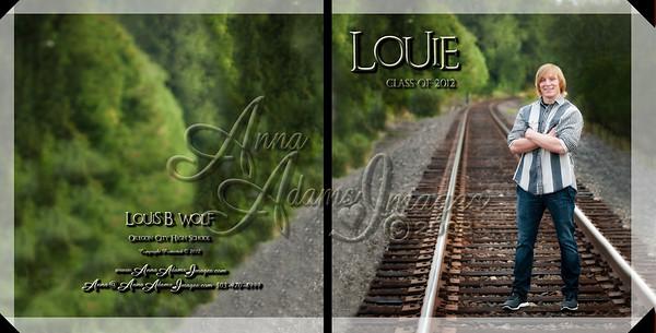 10x10 Book ~ Louis Wolf ~ 2012