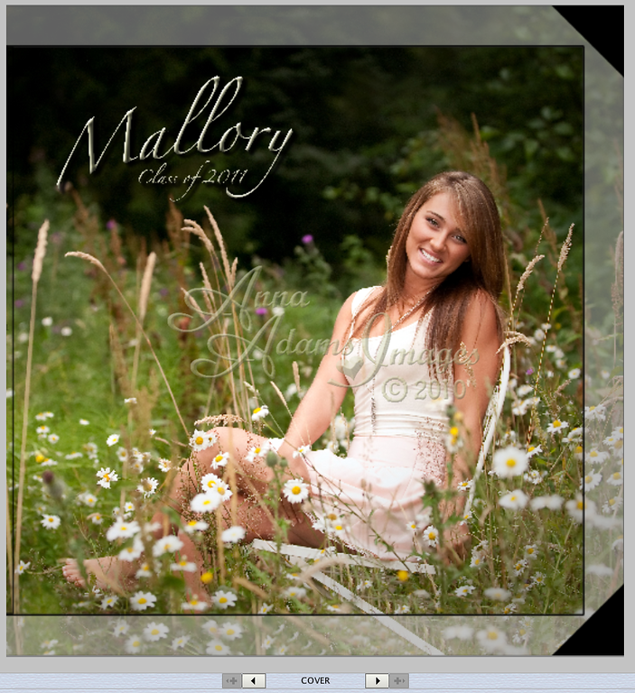 Mallory front page