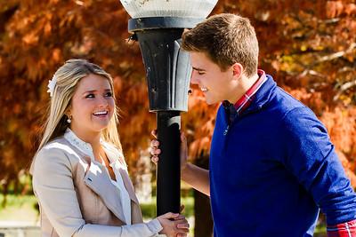 Brendan and Baylee Goldacker