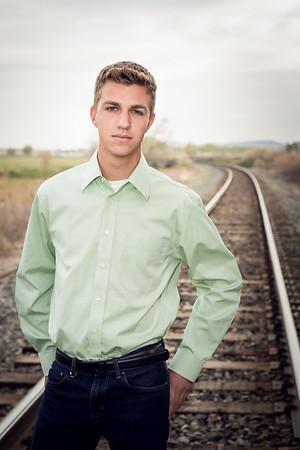 Evan Wride - Class of 2015