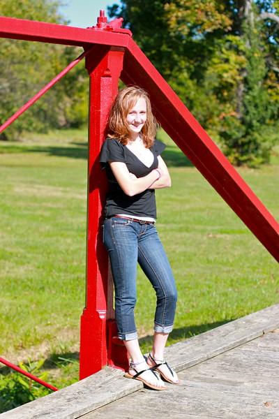 Carly ~ Fall 2010