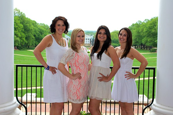 Chelsea & Friends UMD Graduation 2014