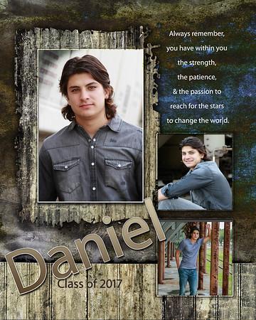 Daniel 8x10