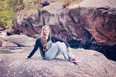 Emily's Senior Portraits