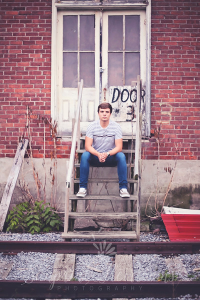 Evan's Senior Portraits