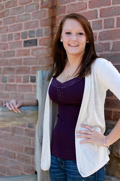 Hannah ~ Fall 2010