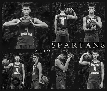 Jefery Jung Basketball Collage
