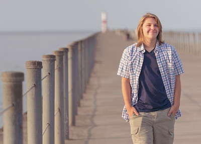 Jordan Pier Walk 01