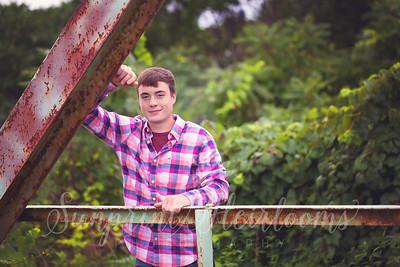 Kaleb's Senior Portraits