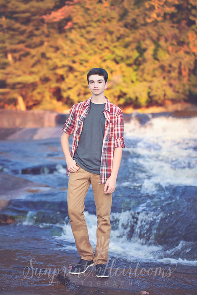 Liam's Senior Portraits
