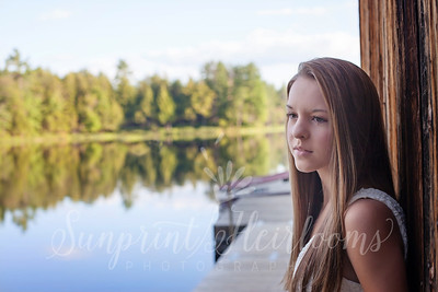 Reganne Summer Senior Portraits