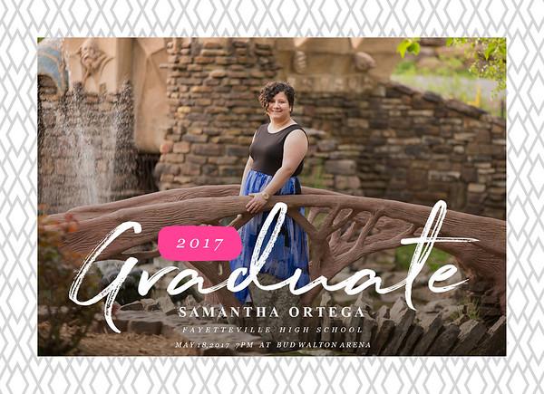 Samantha FHS 2017