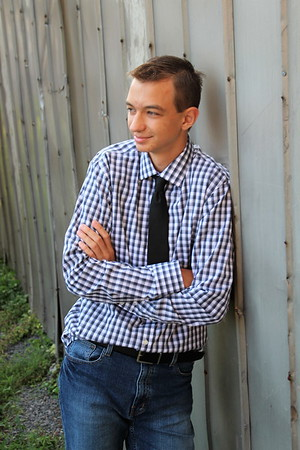 Senior Portrait - Fursman