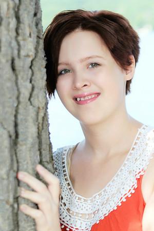 Senior Portraits - Kate