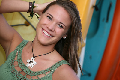 Senior Portraits sample gallery