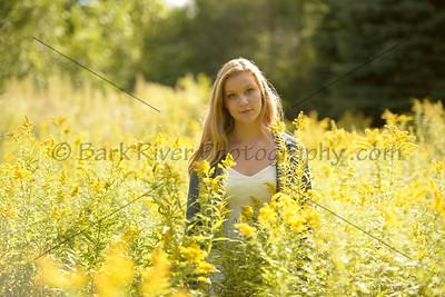 Senior Portraits in our prairies.
