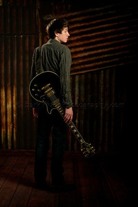 Bring your favorite instrument to your Senior Photo session.