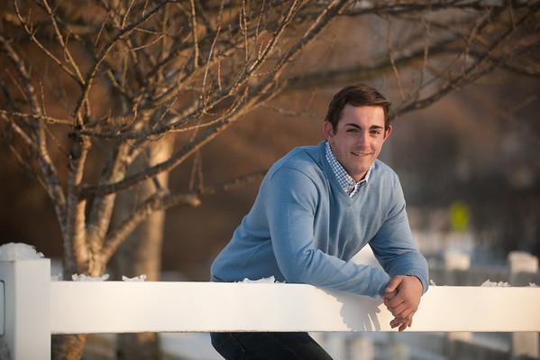 Brett Olson. Newport Beach High.