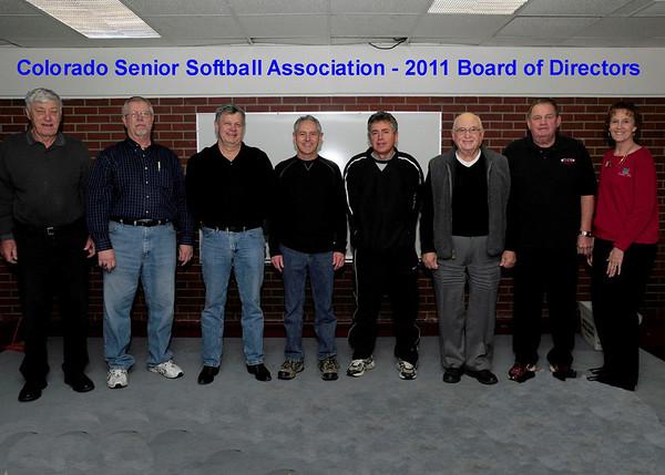 Colorado Senior Softball Association