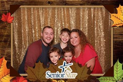 Senior Star Family Event