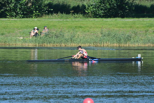 2016 World Rowing Under 23 Championships - Tuesday