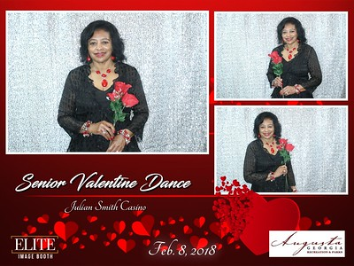 2018.2.8 Senior Valentine Dance @Julian Smith Casino 2018