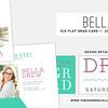 BELLA WHCC Grad Card Template