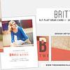 BRITT WHCC Grad Card Template