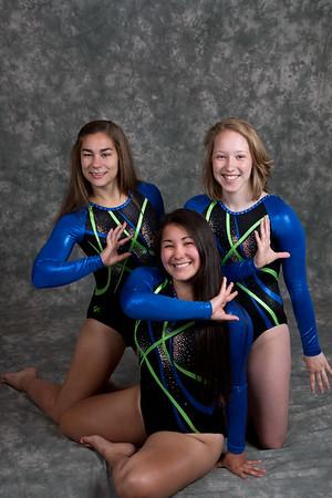 Senior Gymnasts