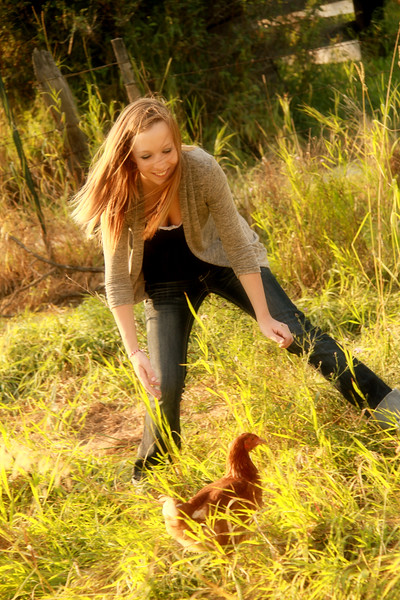 catching chickie